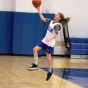 SDJA MS Girls Basketball White vs Francis Parker 4/4/17