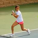 SDJA MS Tennis Blue vs Francis Parker 4/6/17