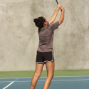 SDJA MS Tennis Blue vs Santa Fe Christian 5/1/17