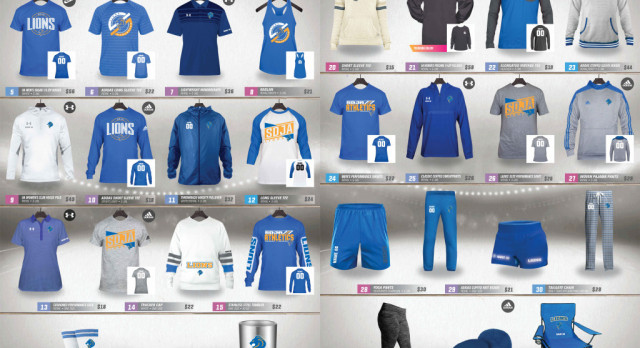 SDJA SPIRIT WEAR AVAILABLE NOW!