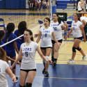 SDJA Girls JV Volleyball vs Orange Glen 10/25/17