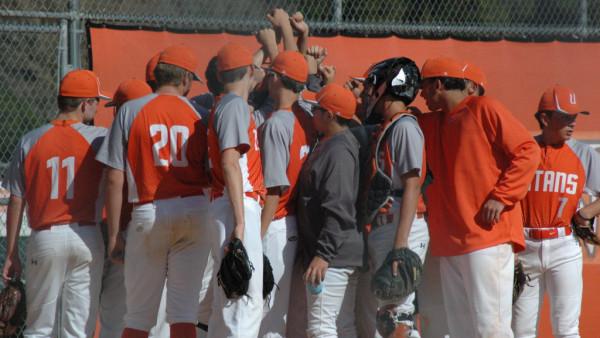 University High School - Orange City Junior Varsity Baseball beat ...