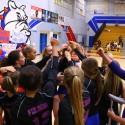16-17 Volleyball-Girls-Varsity vs Del Oro 10-26-16