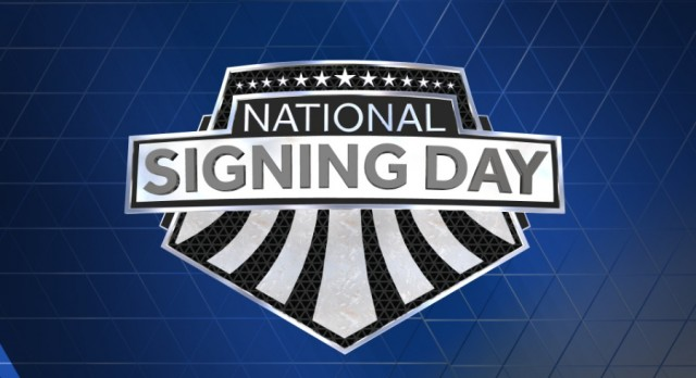 Folsom High School Class of 2017 National College Letter of Intent Signing Event, February 1