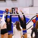 16-17 Volleyball-G-Varsity vs Rocklin 9-12-16