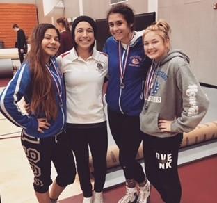 Folsom Varsity Girls Wrestling-Northern Regionals-Day 2