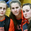 16-17 Basketball-Girls-Varsity vs Oak Ridge 1/21/17