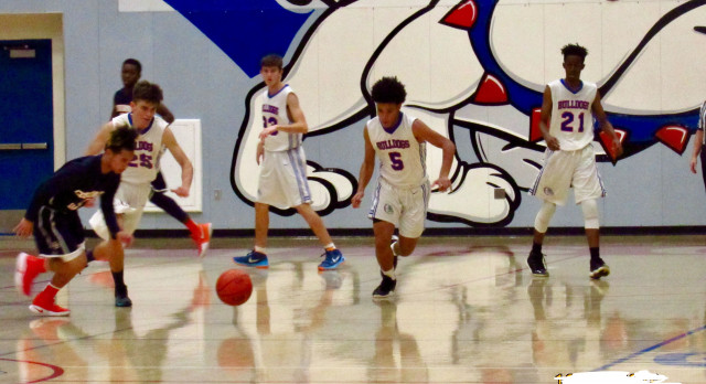 Folsom High School Boys Junior Varsity Basketball beat Woodcreek – Boys, Basketball 50-34