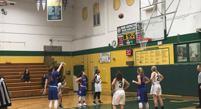 Folsom High School Girls Varsity Basketball beat Castro Valley – Nor Cal Playoff Game 1 68-50