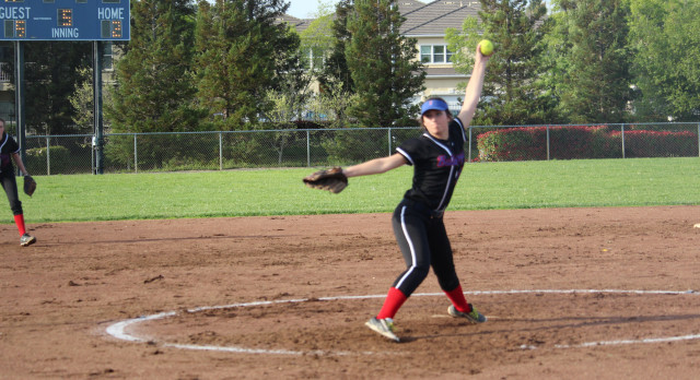 Folsom High School Junior Varsity Softball falls to Woodcreek – Home Game 6-5