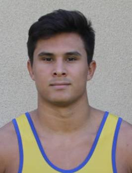 Folsom HS, Alumni, Lorenzo De La Riva (class of 2015) will compete D1 Nationals