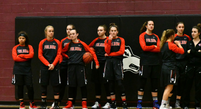 Folsom Girls Basketball Plays in the Nor Cal Semifinals Tonight at Oak Ridge 7:00pm