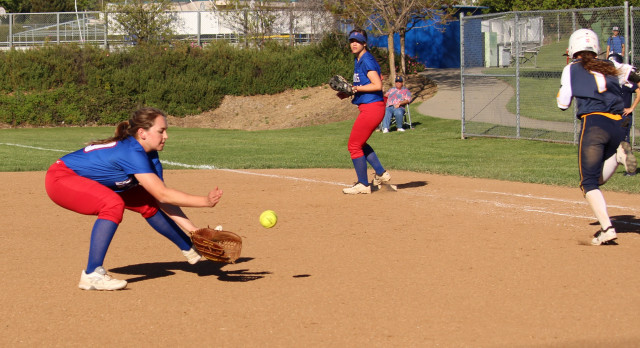 Folsom High School Varsity Softball beat Nevada Union – Away Game 17-5