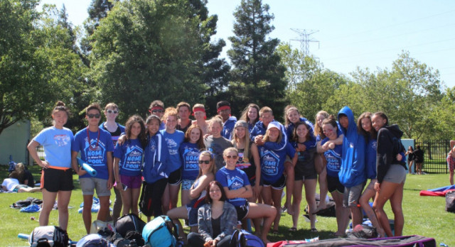 Folsom High School Competes in the SFL League Championships