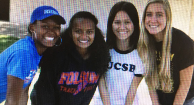 Folsom track athletes looking forward to the future