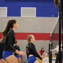 17-18  Varsity Girls Volleyball vs Vista 9/6/17