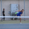 17-18 Girls Tennis vs Granite Bay 9-21-17 #1