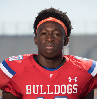 Folsom Varsity Football, Joe Ngata Earns Folsom's Athlete of the Week