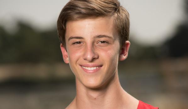 Folsom Cross Country Freshmen Runner, Spencer Pickren Earns Athlete of the Week Honors