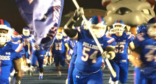 Folsom High School Varsity Football beat Nevada Union – Game 42-0