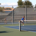 17-18 Girls Tennis vs Granite Bay 9-21-17 #3