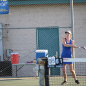 17-18 Girls Tennis vs Granite Bay 9-21-17 #2