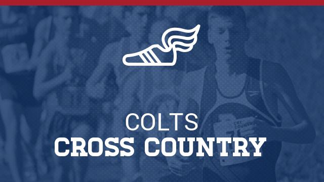 Cross Country Boys Finish 2nd, Lady Colts Perform