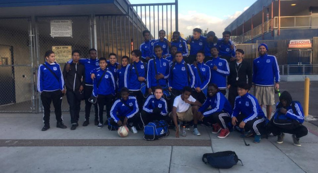 Great Opening Weekend for Crawford Varsity Soccer
