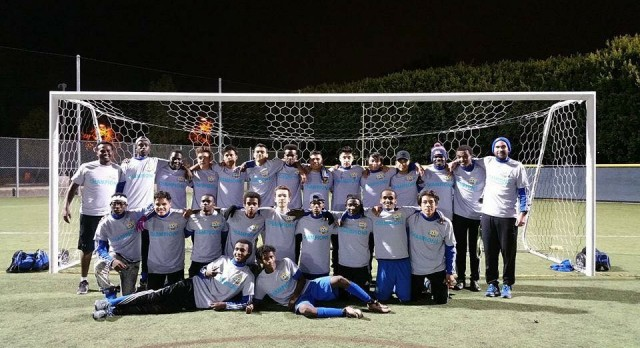 Start with a loss, end with a Championship-Boys Varsity Soccer
