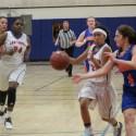 Varsity GIRLS Basket Ball vs Clairemont