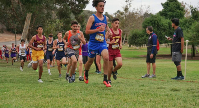 Crawford XC Runners are tenacious at Mt. Carmel Invite
