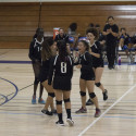 Crawford Girl Varsity Volleyball vs Madison