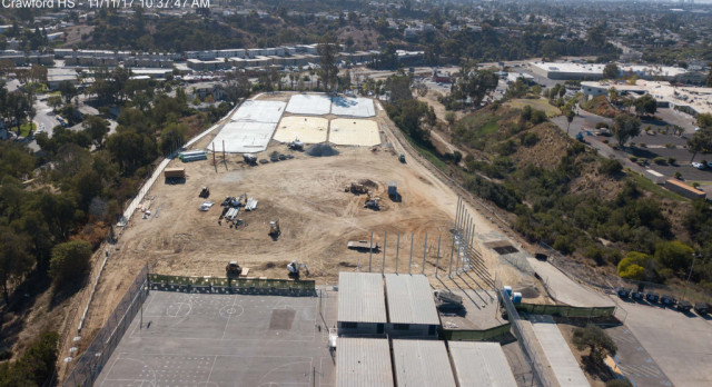 Softball and Tennis—Ahead of Schedule