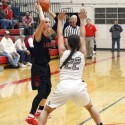 LP Girls Basketball v. Galesburg, Feb. 16, 2017