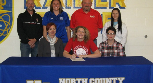Lady Raider Emily Eaton Signs with The MAC Cardinals