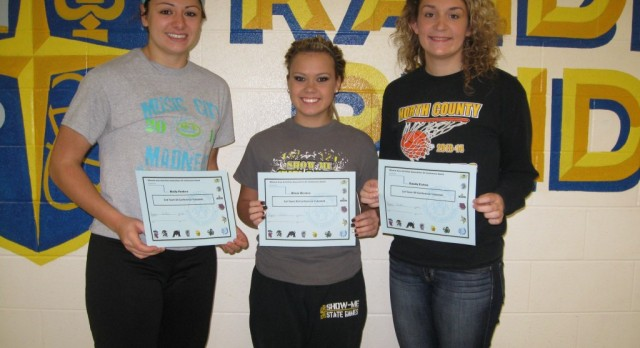 MAAA All-Conference Volleyball
