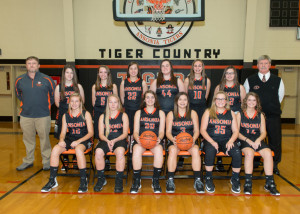 JV Girls BB
