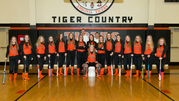 Ansonia Softball Pic