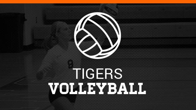 The Tigers' Junior High Volleyball Teams Begin Conference Tournament Play
