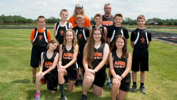 Junior High Boys and Girls Cross Country