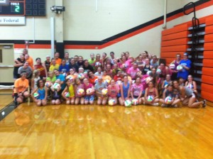 Youth vb camp 3
