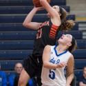 Girls Basketball- Burkett Tournament