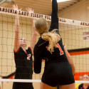 High School Volleyball vs. Milton Union