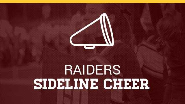 Raiders Got Spirit, How About You?