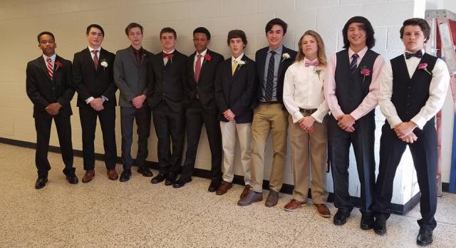 SJHS Boys Lacrosse – A Class Act!