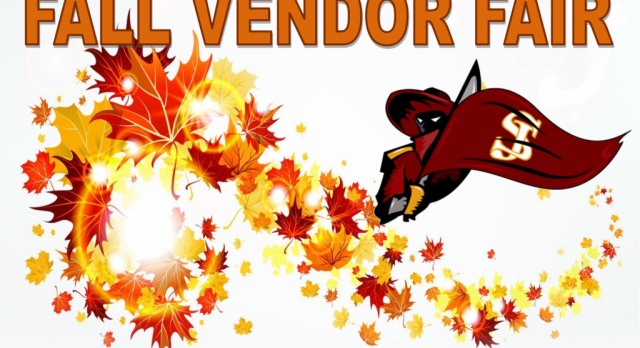 Fall Vendor Fair – October 28th