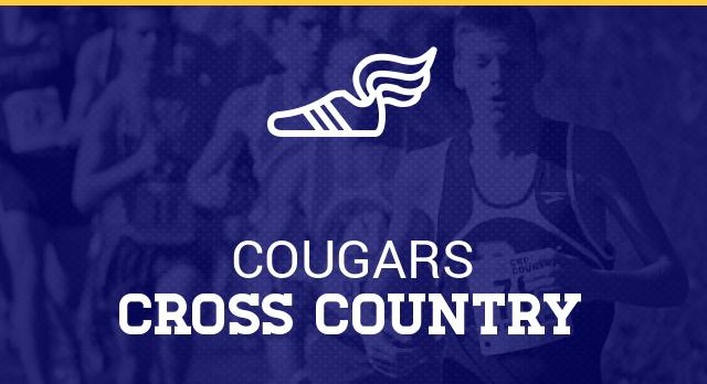 Cougar Cross Country Finish Strong