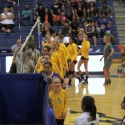 Varsity Volleyball Cougars vs. Falcons