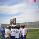 JV Soccer District Championship