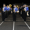 Caldwell High Marching Band-Cougar vs. Viking Football Game